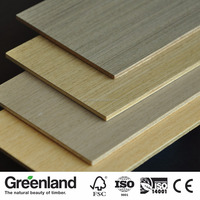High Quality Engieered Veneer Faced Commericial