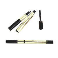 Christmas gift waterproof eyebrow pencil eyebrow pencil eyebrow pencil with brush