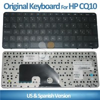 brand new laptop keyboard For HP CQ10 Mini110-3000, for Compaq Presario CQ10 Series Laptop Keyboard SP Layout