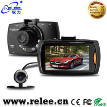 "Hot Sale Full HD 1080P Car Dvr G30 2.7"" display Car Camera video recorder With Night Vision"