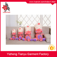 Jiangsu China factory supply handmade plush monkey toy wholesale