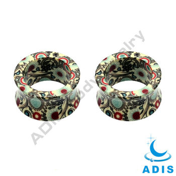 newly hot acrylic jewelry piercing in classical style dongguan