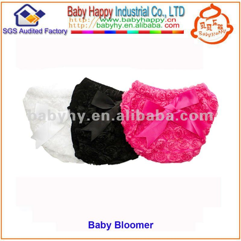 Fashion Girl Baby Bloomers