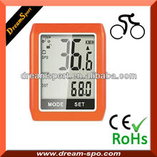 (DCY-101)Bike computer wireless /cycle meter /cycle speeder