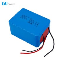 10000mah24v rechargeable battery lithium 18650 5p 7s