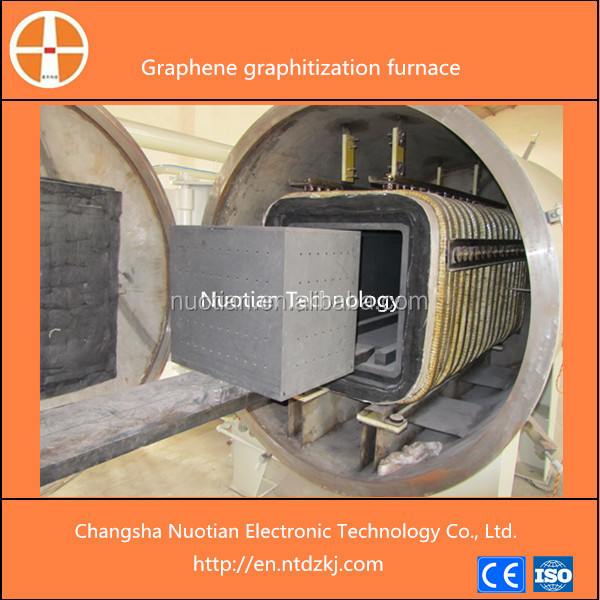 Widely used/ graphene HT vacuum heat treatment furnace