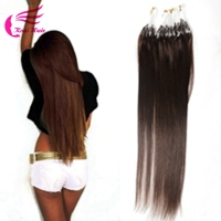 "Hot New 18"" Micro Ring Hair Extensions, Brazilian Micro Ring Loop Hair Extensions"
