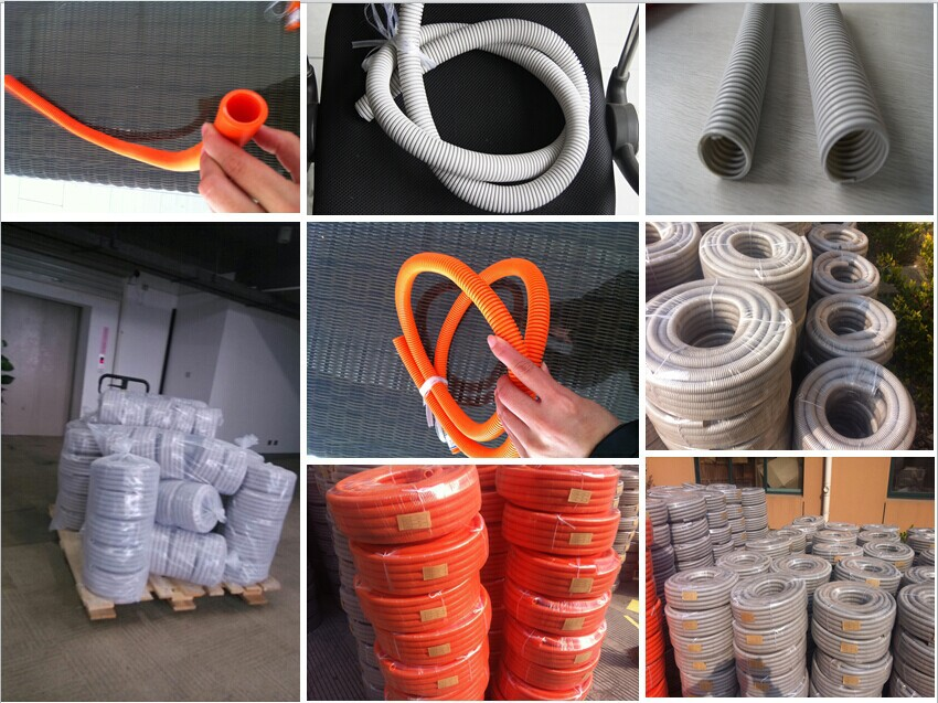 Nadway Product single wall flexible connection pipe