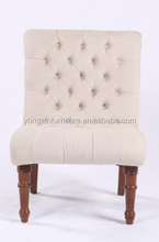 Europe style button style sofa chair,sofa chair mini sofa chair ,One Seater Button Tufted Sofa Chair/YJ-208
