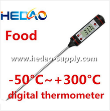 Alibaba China Manufacturer Multi Digital BBQ LCD Fork Thermometer