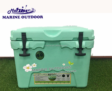 40L Rotomolded Picnic Ice Cooler Box for Fishing Camping
