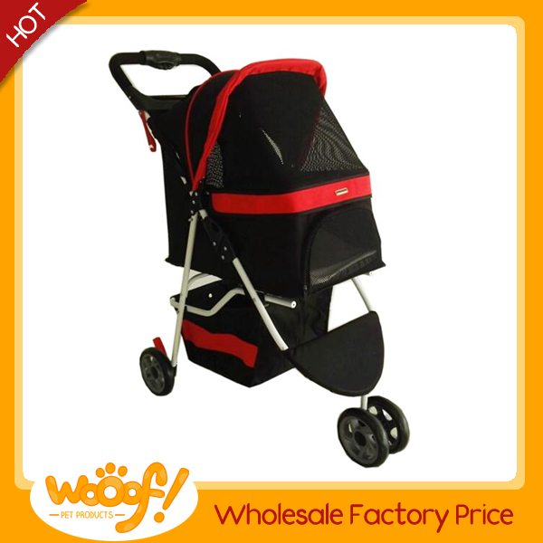 Hot selling pet dog products high quality pet stroller