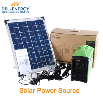DPL-Energy portable solar power generator Solar power source 220V
