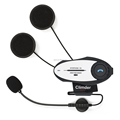 Wireless blutooth helmet headset with video record intercom for bicycle motorcycles