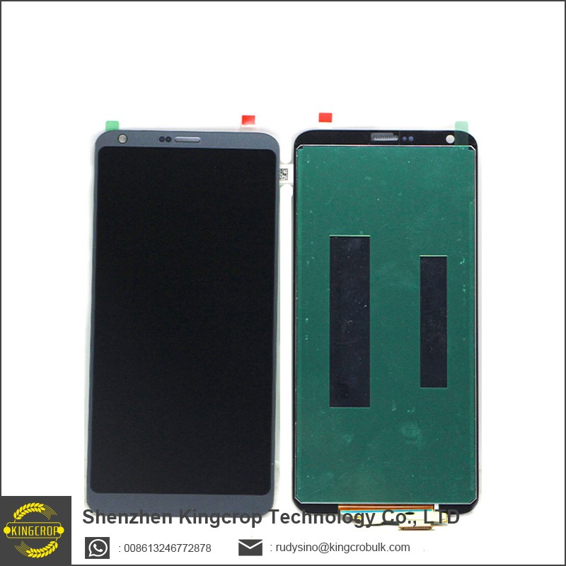 AAA Mobile Phone lcd for LG G6 lcd screen display +frame Assembly