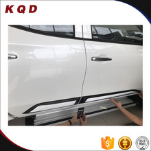 100%fitting the original car side trim door molding for accesorios para triton l200