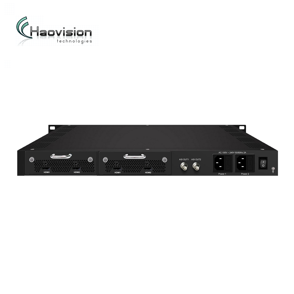 HDMI IPTV encoder MPEG-2 H.264 4 in 1 HD/SD with AC3