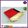 Promotional Latest New Design Drawstring Bags Custom Made Pure Color Mini Bag