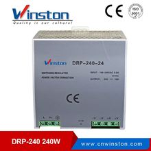 CE RoHS approved DR-240-24 din rail smps 10a led power supply 24v 10a 240w power supply