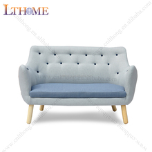 S22-2 <strong>Modern</strong> furniture sofa simple wooden sofa set design