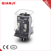 QIANJI Made In China Low Power JQX-10F 2Z 12VDC General Purpose Relay