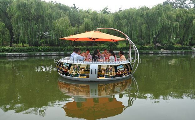 bbq donut boat of high quality and good reputation for sale