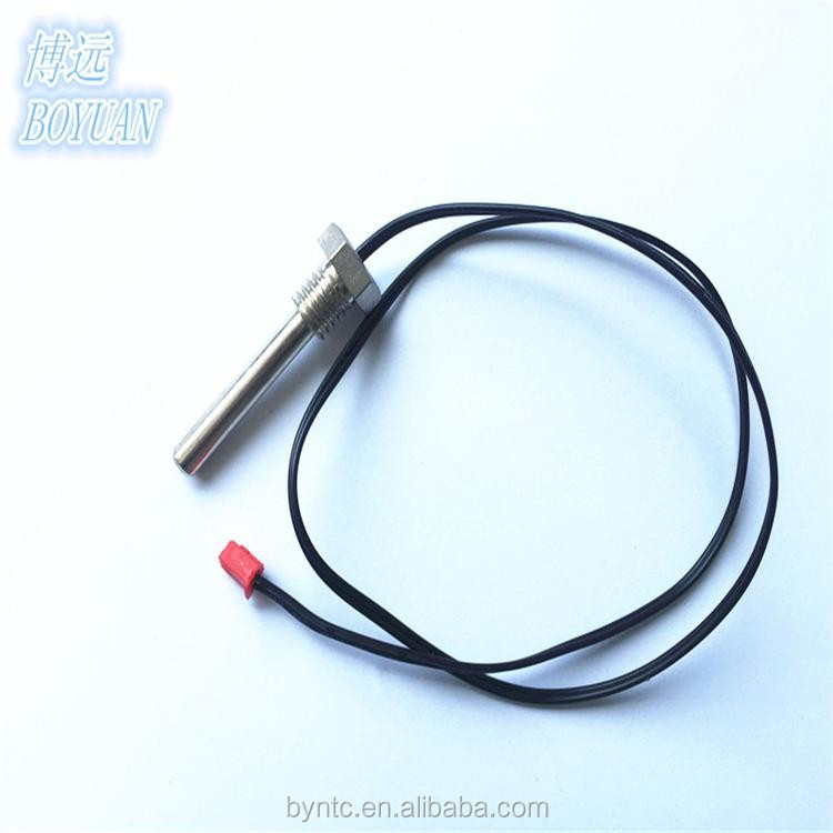 high quality A3411 film threading type temperature sensor for automobile