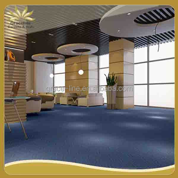 business building jacquard carpet
