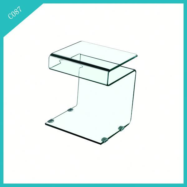 home furniture cheap glass modern mini coffee table