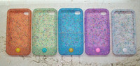Silicone beautiful crystal phone cover mobile phone case