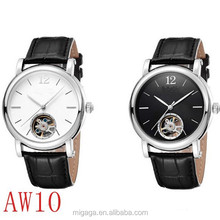 Men Hand Watch tourbillon watches automatic movement