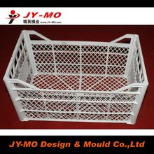 vegetable crate mould,fruit Storage containers mould