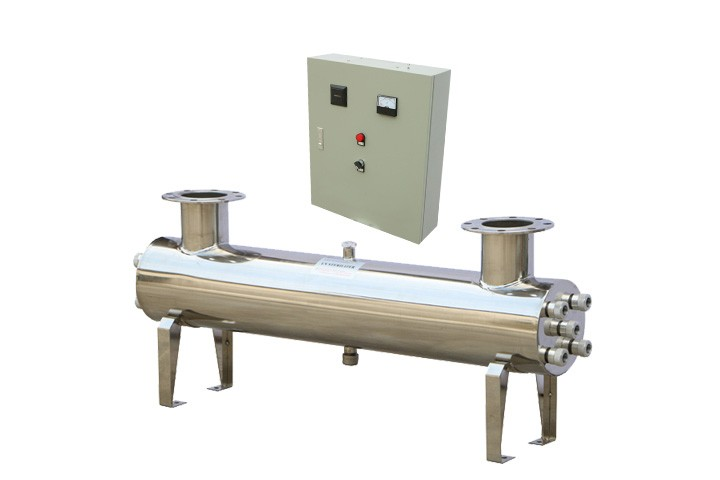 2016 High Quality Swimming Pool Stainless Steel UV Disinfection Equipment