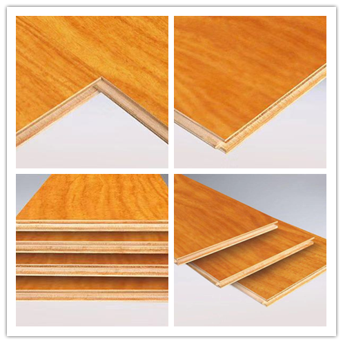 Rosewood multi-layer engineered wood floor 15mm hot sell manufacturer ABC grade
