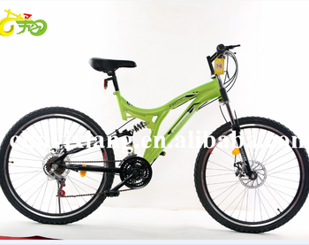 New Models 20'' Mountain Bike for Boys Students full suspension 21 Speed MTB Bicycle