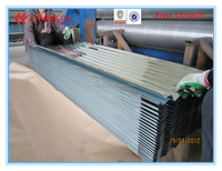 galvanized corrugated metal roofing sheet price