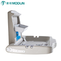 EN12221 REACH wall mount anti-bacterial PE horizontal infant bed baby changing unit diaper changing station with liner dispenser
