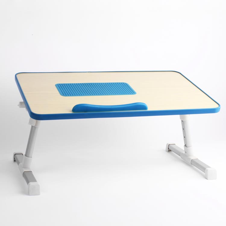 Adjustable Folding Laptop Desk Computer Table Stand for Bed