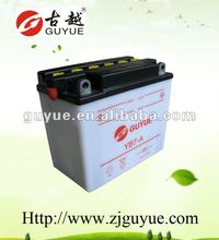 High Capacity 12V Motorcycle Lead Acid Battery