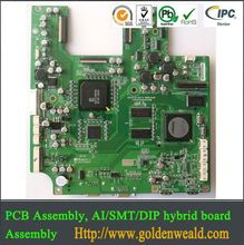 pcb prototype assembly Turnkey solution DC Motor control PCB Circuit Board Layout and assembly