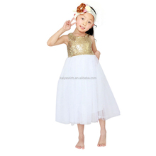 New Model evening dress long casual clothing flower girl dresses patterns free