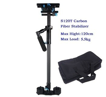 Carbon Fiber Tube 120cm Camera Stabilizer Steadicam S120T 6.jpg