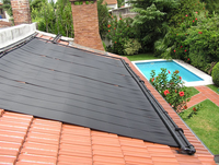 1m*1m swimming pool Sun+ Ezy heating panels,pool solar collector