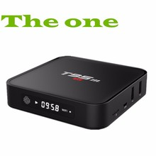 New T95m Android 6.0 TV Box Wireless WiFi 1G/8GB Amlogic S905X Quad Core 4K KODI 16.0 Smart TV Receivers 2.4G 5GHz Smart TV Box