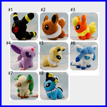 2016 New product wholesale stuffed pokemon plush toy for sale