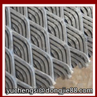 Especially Thin Painting decorative aluminum expanded metal mesh panels/expanded metal mesh price