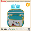 Hot sale wide straps polyester korean primary school library bags online for boys