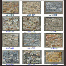 Castle stone loose stone ledgestone natural stone bricks for walls