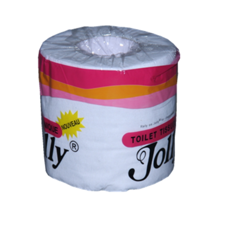 500sheets per <strong>roll</strong> Recycle pulp toilet tissue paper <strong>roll</strong> in white color