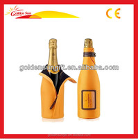 Eco-friendly Customize Neoprene Champagne Bottle Cooler Bag
